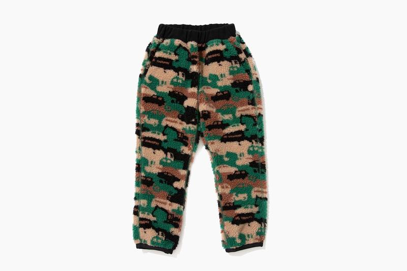 tomica beams camouflage camo capsule collection die cast car millitary shirt hoodie fleece pants official release date info photos price store list buying guide