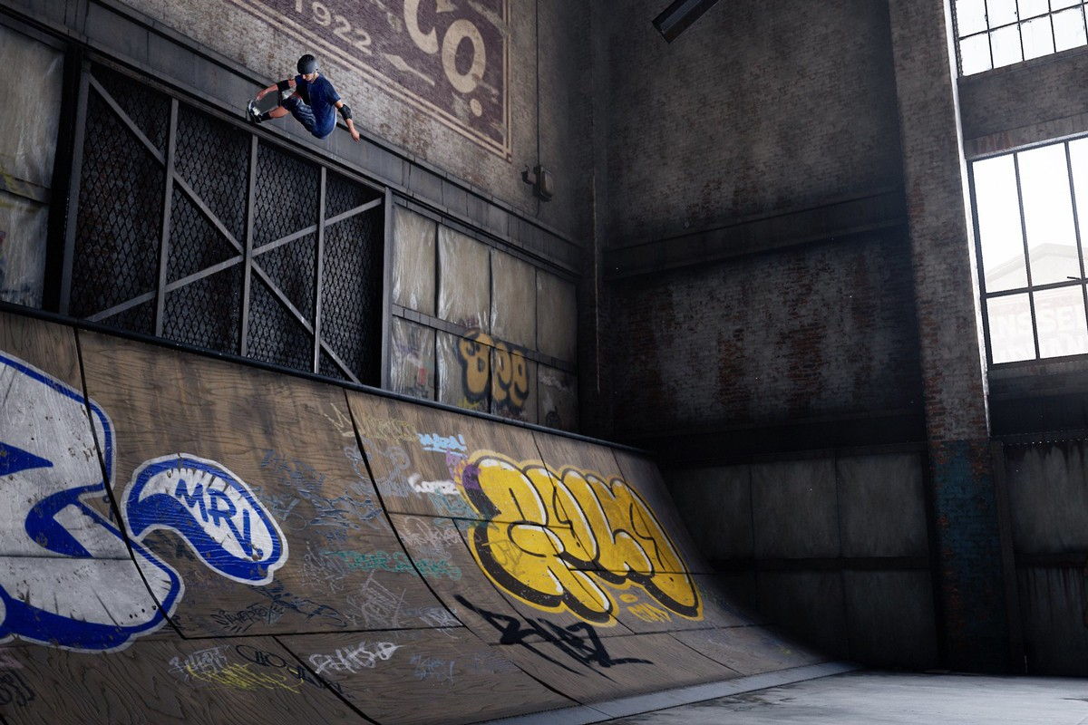 Tony Hawk's Pro Skater 1+2 Remaster Remake Demo Hands-on Preview Warehouse Birdhouse THPS Review Vicarious Visions