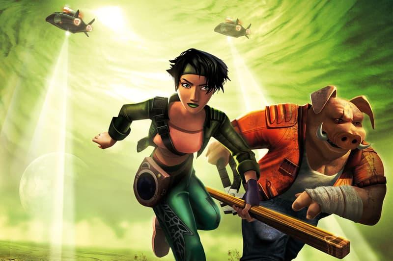 ubisoft netflix film movie live action animated adaptation beyond good and evil