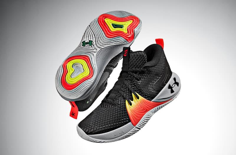 under armour ua embiid one origin sneaker