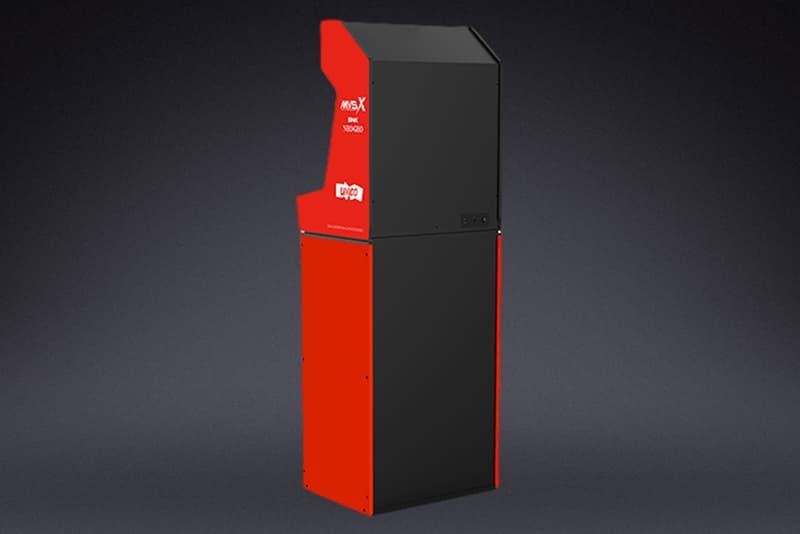 Unico Retro Games MVSX Home Arcade neo geo 50 pre installed titles king of fighters fatal fury metal slug sengoku