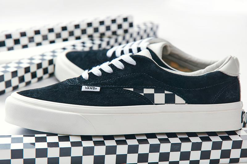 Vans 2020 checkered Black Beige Acer NI SP Billy's release VN0A4UWY17R  6079750001016