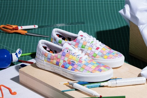 Vans' U-Color Collection Brings Out Your Inner Artist