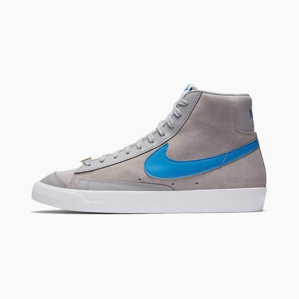 "Nike Blazer Mid '77 Vintage and Sky Force 3/4 ""Grey Fog"" Release 2020 Where to Buy"