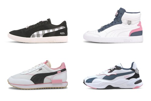 Von Dutch Teams With PUMA For Unexpected Footwear Collection