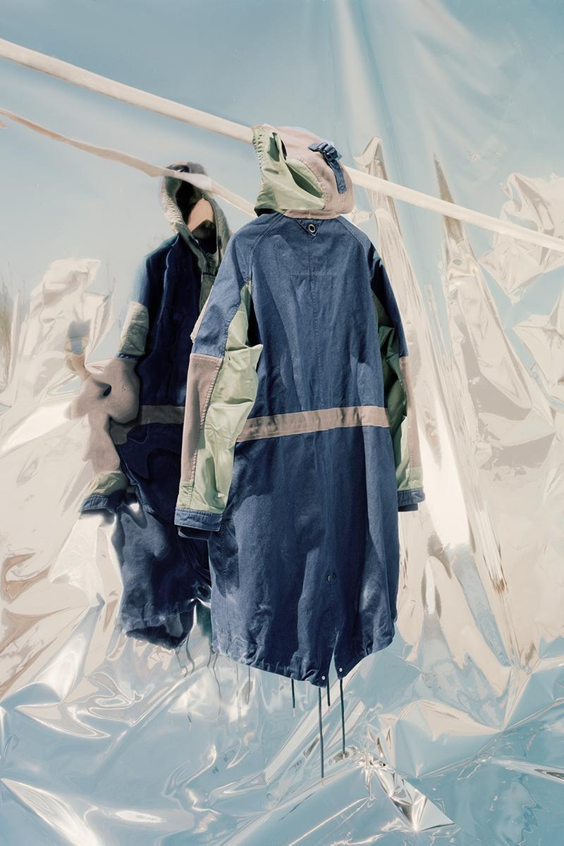 White mountaineering japan levis made and crafted denim fall winter 2020 outerwear release information buy cop purchase