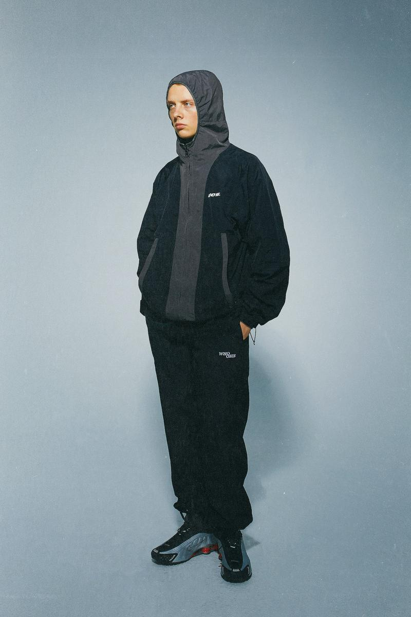 WHOOSIS Fall Winter 2020 Lookbook fw20 jackets hoodies