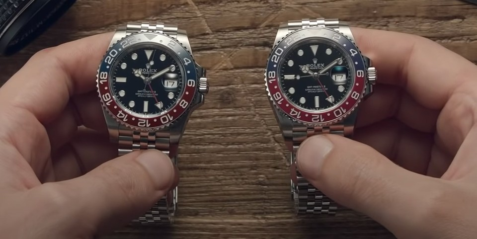 Here's Why Fake Rolex Watches Are So Accurate