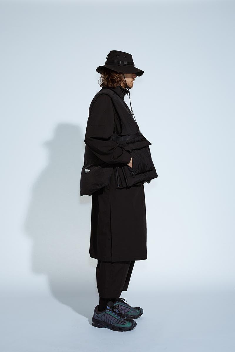 Wisdom Fall/Winter 2020 Collection Lookbook fw20 taiwan techwear