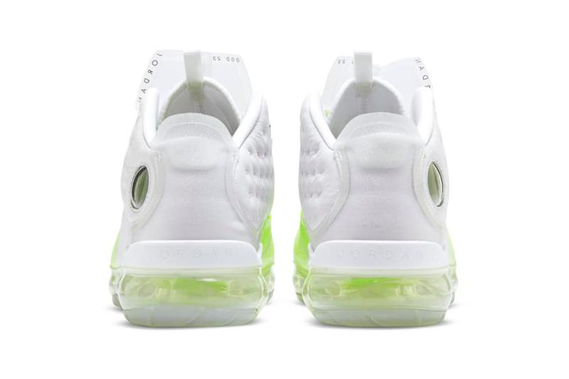 Nike Jordan Brand Air Jordan Reign Air Jordan 13 Vapormax Sole Unit Womens Sneaker Footwear Drop Date Release Information Basketball Volt Colorway