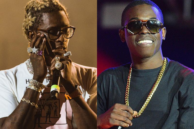 Young Thug Wants to Work With Bobby Shmurda Rowdy Rebel Upon Prison Release HYPEBEAST Music News Thugger YSL Social Media Young Stoner Life HipHop Hip Hop Rap Rapper Brooklyn New York City ATL Atlanta