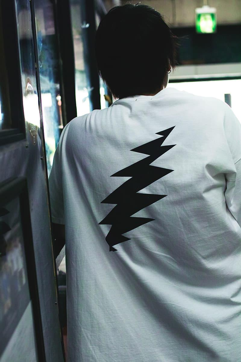 Grateful Dead YSTRDYs TMRRW 2020 Capsule menswear streetwear t shirt long sleeves graphics prints album artwork cover