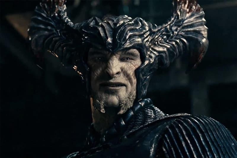 zack snyder hbo max justice league cut steppenwolf version teaser darkseid villain dc comics