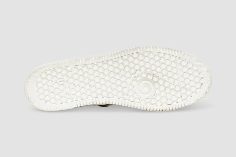 1017 ALYX 9SM Buckle Low Trainer Pre-Order Open Sneaker Release Information Matthew M Williams Rollercoaster Belt Strap Suede Leather Luxury Perforation