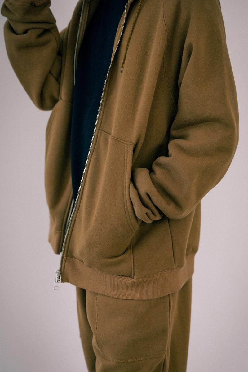 8DIVISION Fall/Winter 2020 Collection Lookbook fw20 korea in house retailer