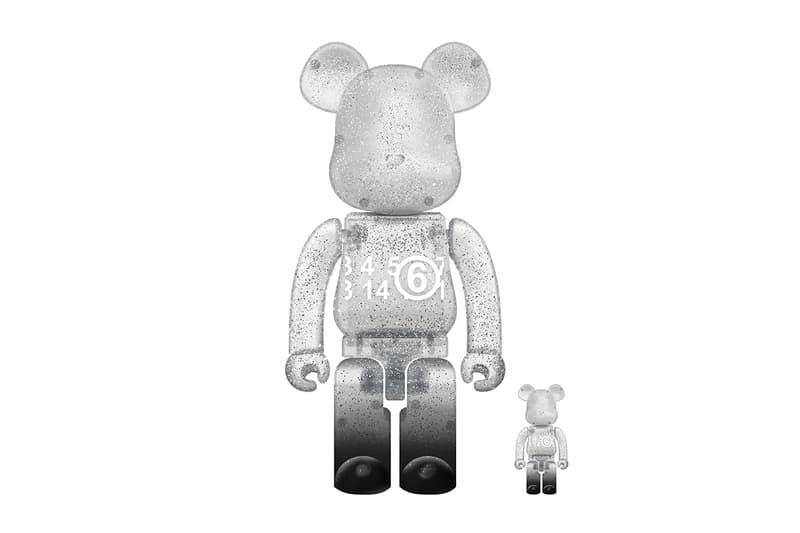MM6 Maison Margiela BE@RBRICK Limited Edition Medicom Toys