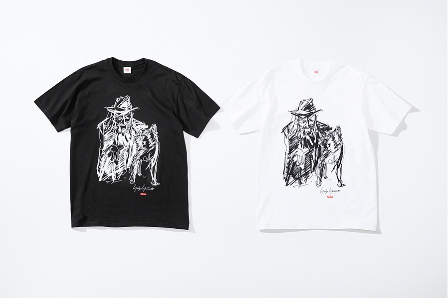 Yohji Yamamoto's Supreme Collaboration Is Well-Deserved fall winter 2020 fw20 chito sancheeto peter saville release date colorway buy clothing apparel pour homme japan