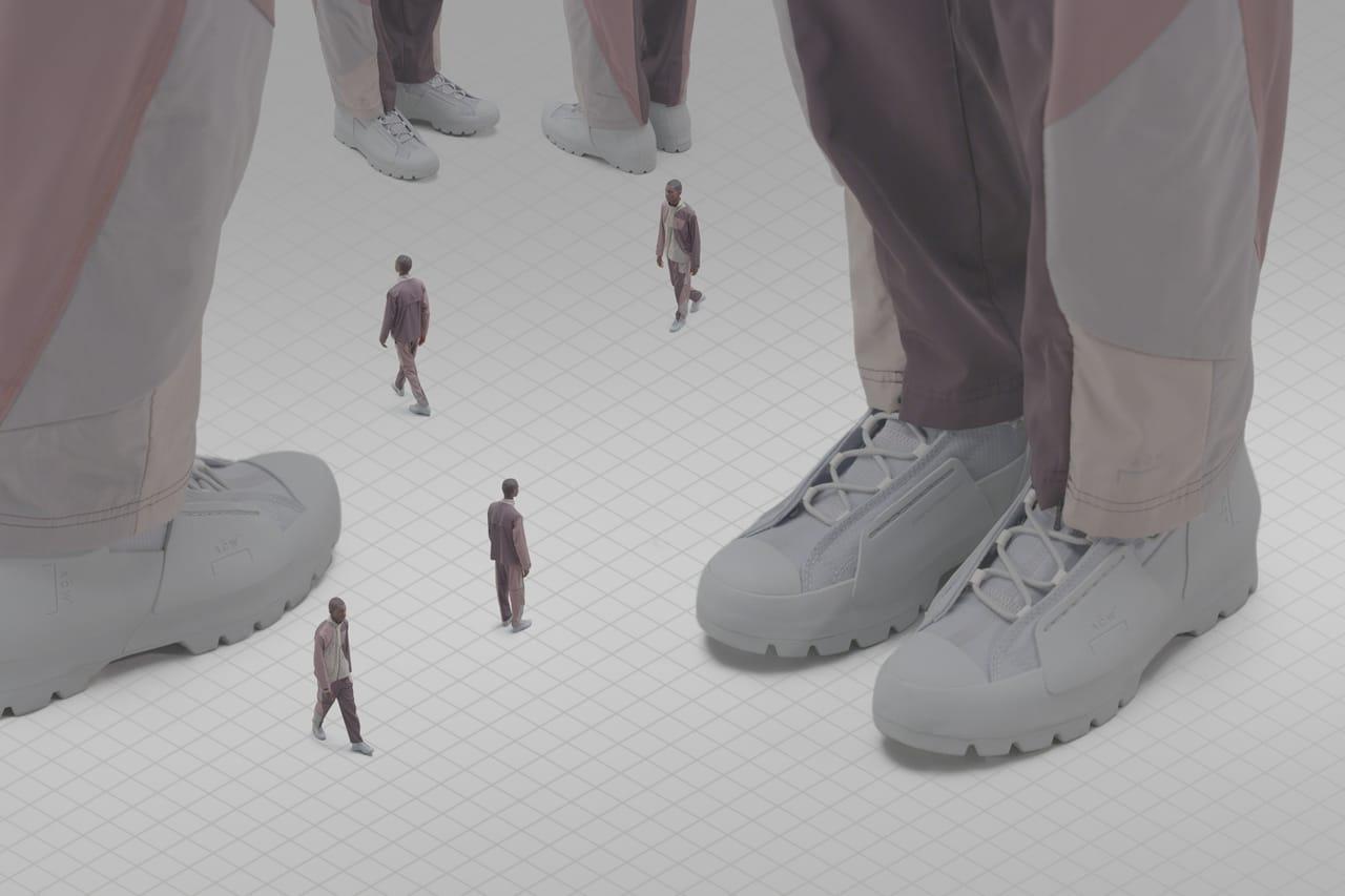 Samuel Ross A-COLD-WALL* x Converse