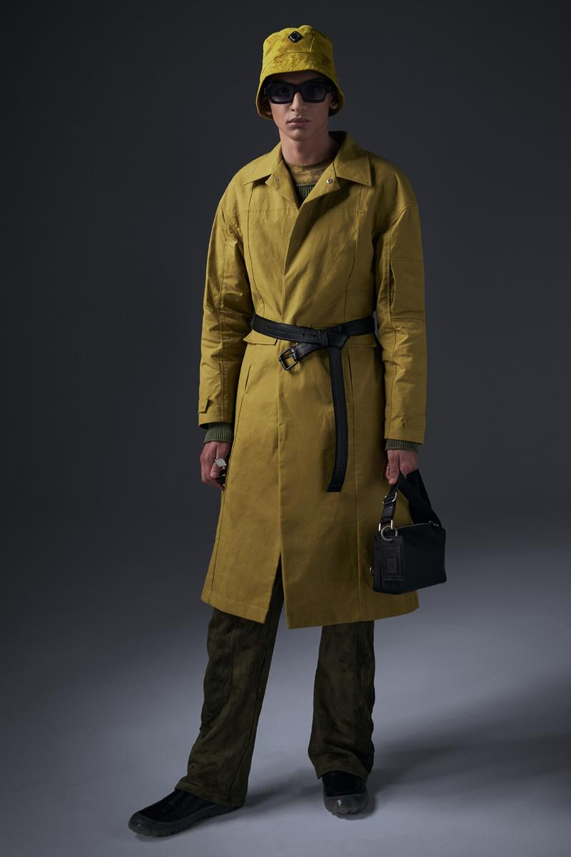 A-COLD-WALL* Spring/Summer 2021 Collection lookbook samuel ross menswear acw retrosuperfuture