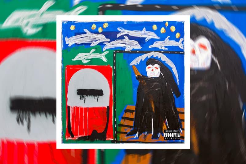 Action Bronson Only For Dolphins Album Stream meyhem lauren hologram golden eye white bronco