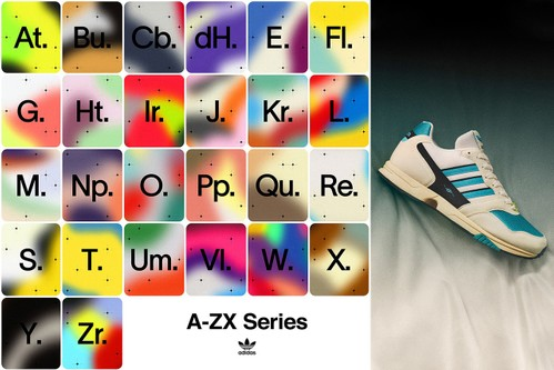 From A to Z(X): How the A-ZX Line Evolved adidas Collaborations