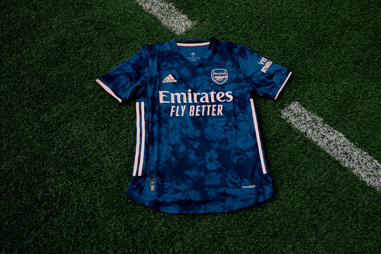 Arsenal 2020 21 Third Kit By Adidas Football Hypebeast