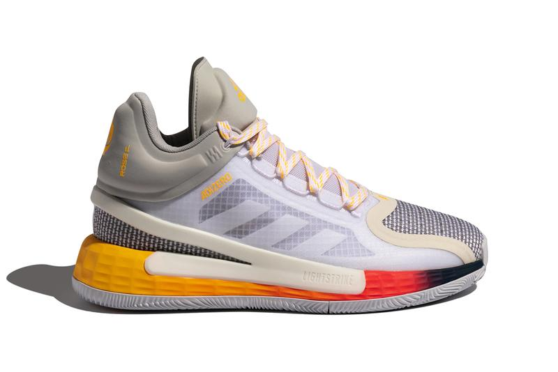 adidas basketball derrick rose d rose 11 footwear white solar gold tech indigo FW8508 official release date info photos price store list buying guide