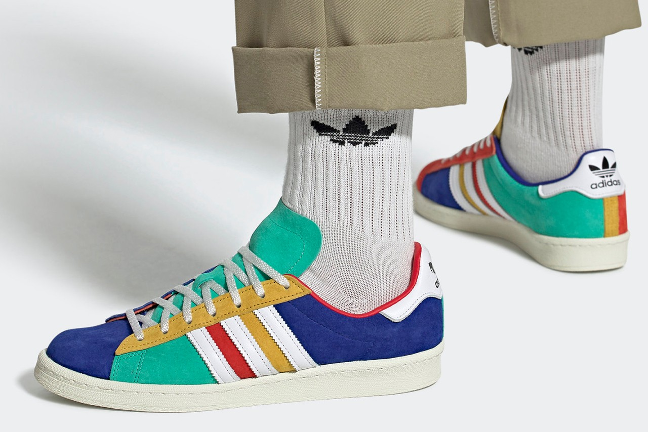 adidas Originals Campus 80s Appears in