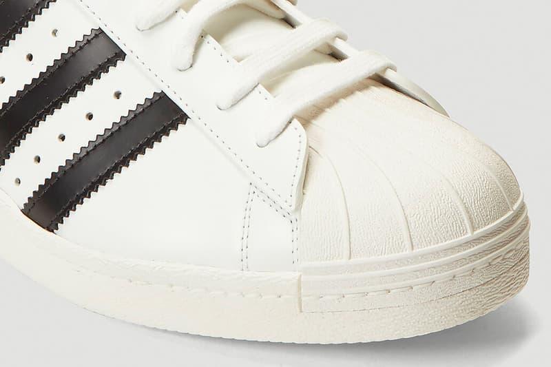 Prada x adidas Originals Superstar Sneakers Release  LN-CC Silver Black White Italian sneakers kicks