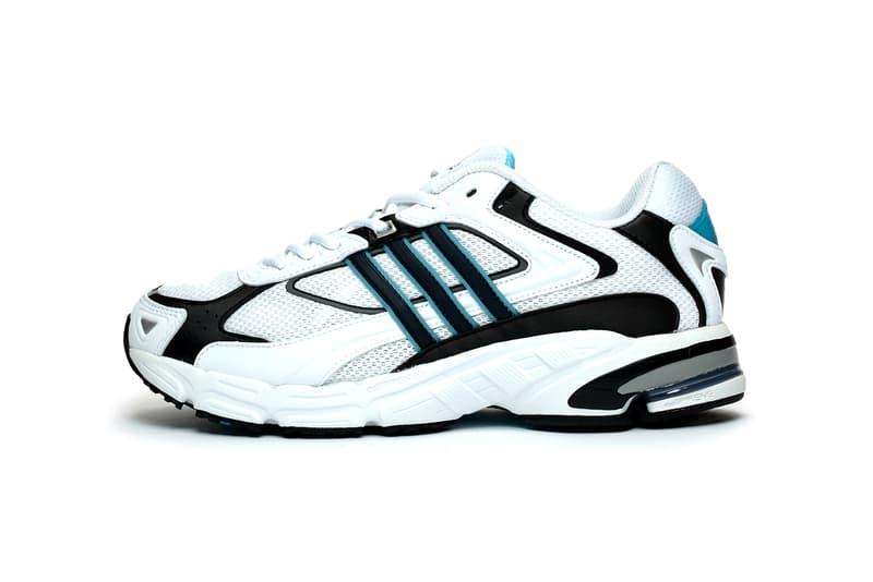 "adidas Originals Response CL ""White/Navy/Black"" ""White/Green/Navy"" Consortium New Chunky Sneaker Three Stripes Release Information Closer Look First Unveiling Response X Inspiration 2003 Response Cushion 2007 Response Control 7 formotion adiprene Fw4440 Fw4442"