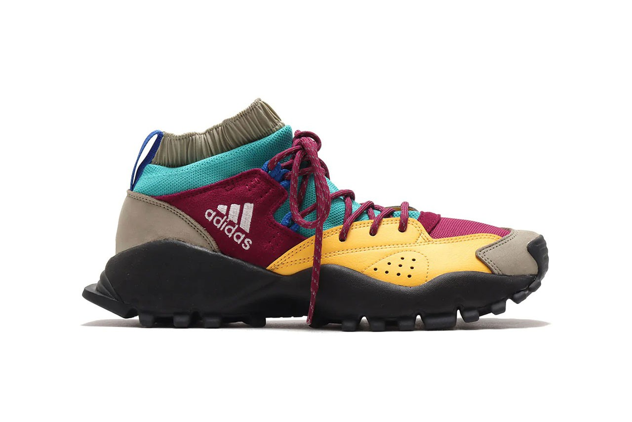 adidas SeeULater OG FW20 fw9174 Release Date colorway mid top trail sneaker shoe atmos japan september 3 2020