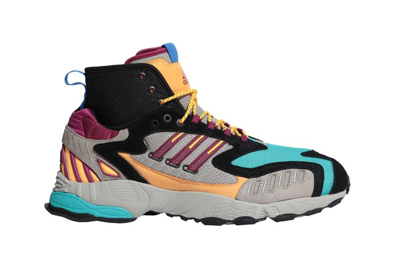 adidas originals torsion trdc mid tech beige power berry solar gold fw9173 official release date info photos price store list buying guide
