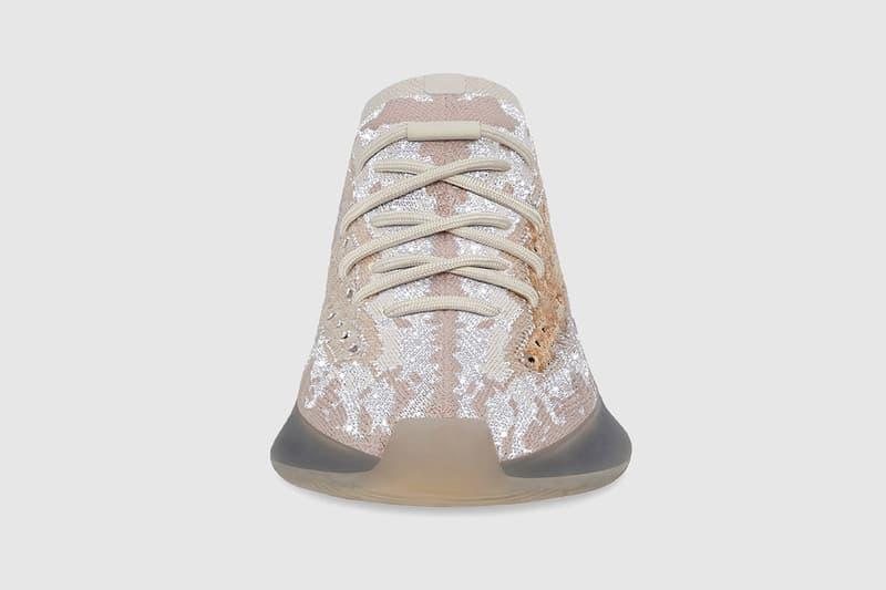"adidas YEEZY BOOST 380 ""Pepper"" ""Pepper RF"" Release Information Drop Date Kanye West Three Stripes Footwear Sneakers Reflective Primeknit Earth Tones FZ4977 FZ1269"