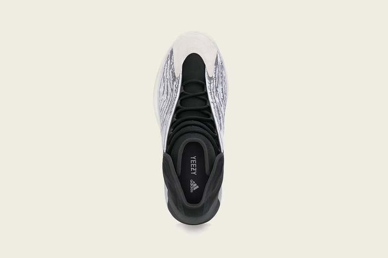 "adidas YEEZY QNTM ""Quantum"" Release Information Full Closer Look Restock Kanye West BOOST Basketball Sneaker Footwear Collaboration Drop Date 'Ye YZY SZN 2020 NBA All-Star Weekend"
