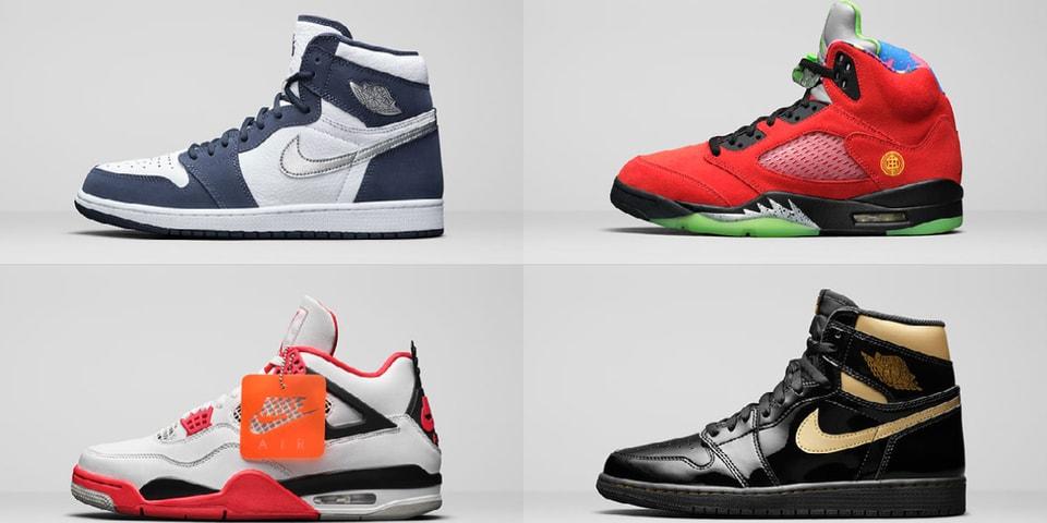 Jordan Brand Presents Holiday 2020 Retro Collection
