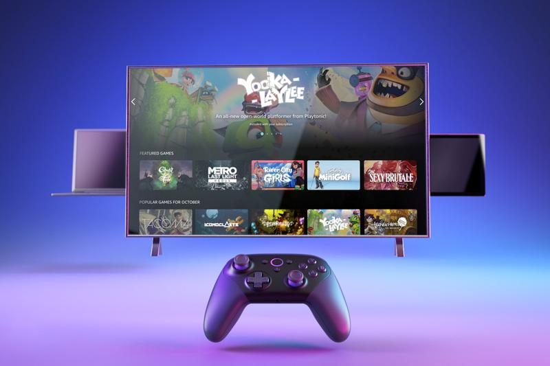 Amazon Cloud Gaming Service Luna Fire TV Twitch Ubisoft Luna Plus Apple iOS Android Google Stadia Project xCloud