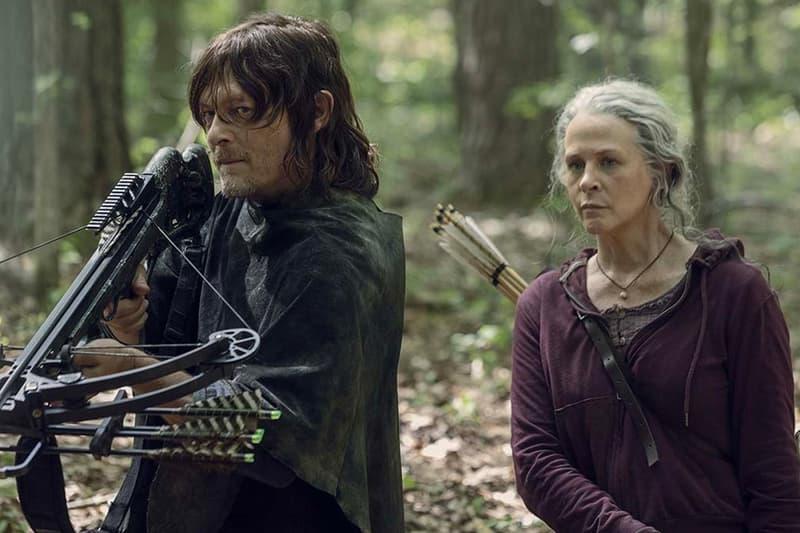 amc the walking dead zombie apocalypse series season 11 final ending