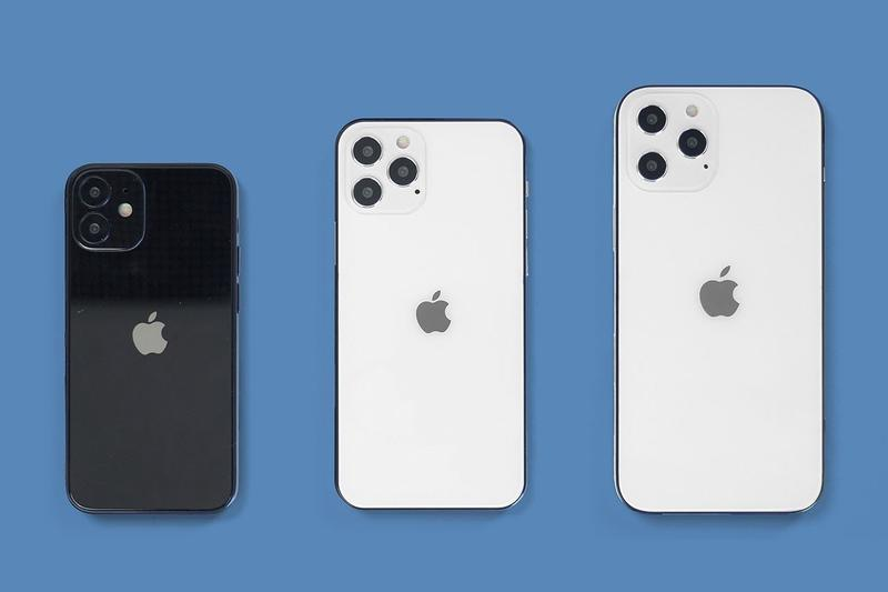 Apple iPhone 12 Mini Rumors Reports Leaks News Updates Tech Release Information Mobile Phones Smartphones Screen Size 5.4 inch Pro Max