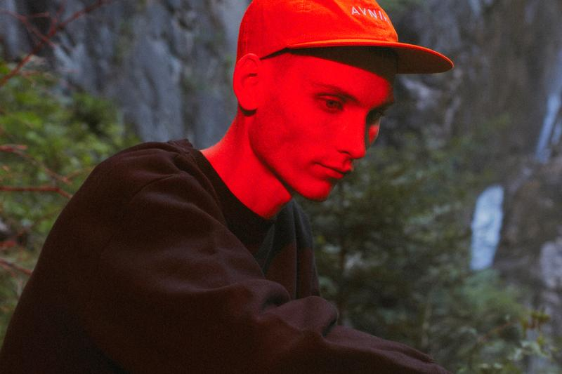 """AVNIER """"ALPHA"""" Fall/Winter 2020 Collection Lookbook Release Information Outerwear Staples Jumpers Sweaters Track Pants Caps Hats Parisian Label Salomon"""