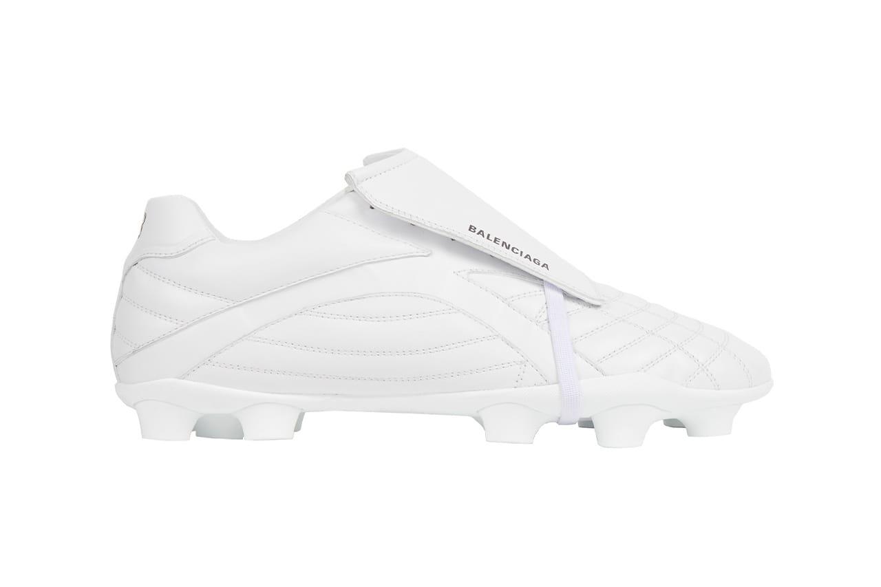 Balenciaga Soccer Sneakers FW20 Release