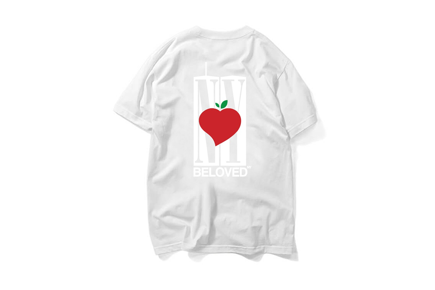 Beloved New York Never Forget Capsule Release Info Date Buy Price Necklace T shirt Cap