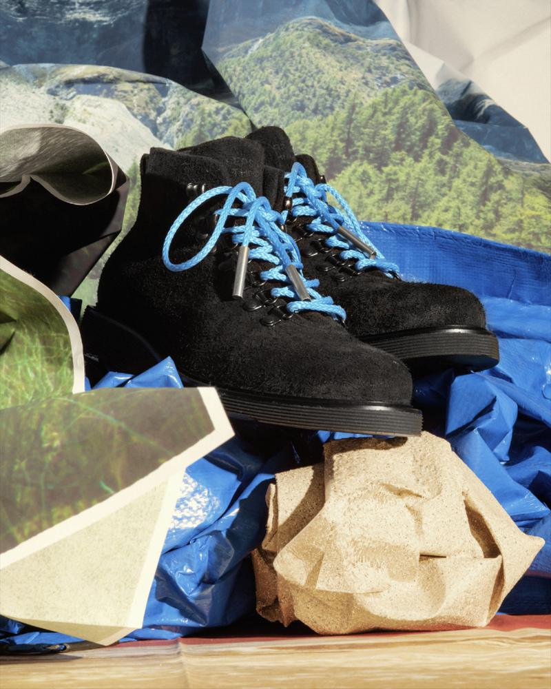 """Benjamin Edgar x Season Three """"Extreme Conditions"""" Collaboration boot playlab shoe release date info buy colorway laces Jared Ray Johnson Adam Klein vibram ortholite hiking"""