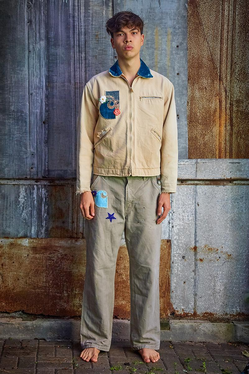 bentgablenits for Carhartt Collection Lookbook Release Info Buy Price