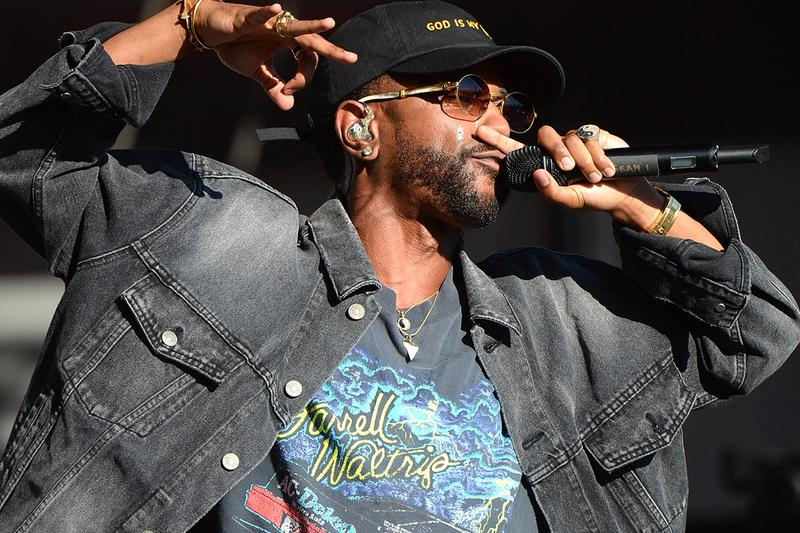 Big Sean Dave Chappelle Feature new record label launch first week projection Detroit 2 interview