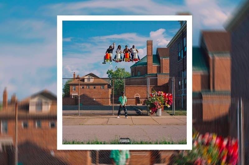 Big Sean Detroit 2 Album Stream Dave Chappelle, Diddy, Erykah Badu, Stevie Wonder, Travis Scott, Eminem