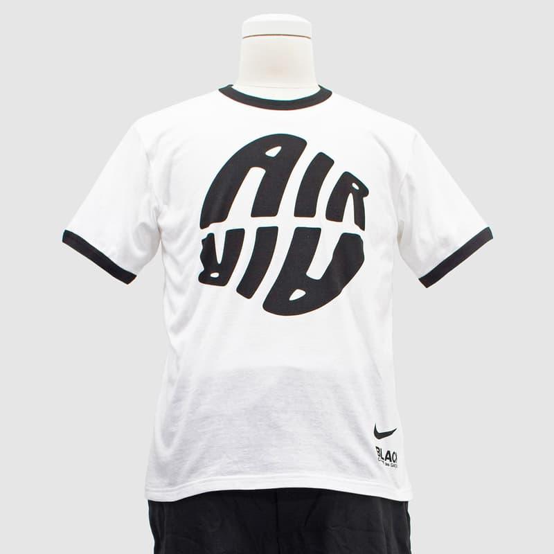 BLACK COMME des GARÇONS FW Nike T-Shirts, Restock sneaker colorway air cdg blazer waffle racer footscape pegasus night track