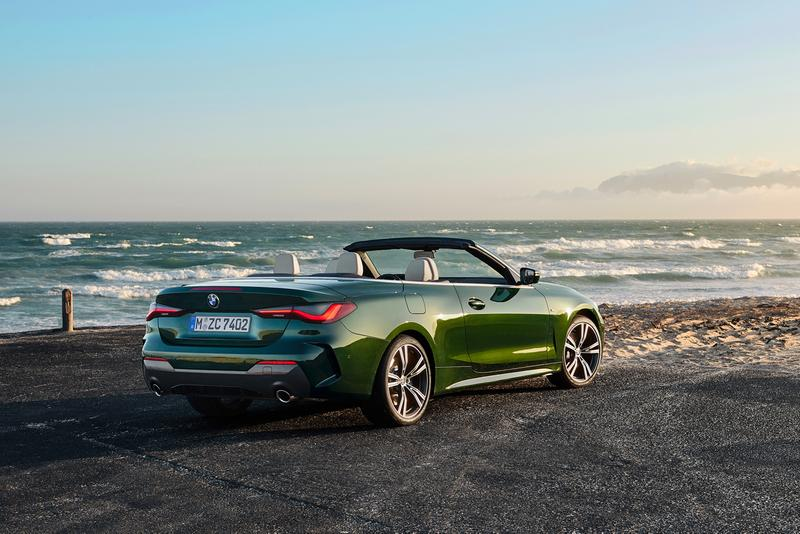 """BMW 4-Series Convertible Release Drop Top Closer Look Soft Roof Retractable M3 M4 Beemer Cabrio Bimmer M Sport """"Pro Edition"""" M440i xDrive Luxury German Automotive"""