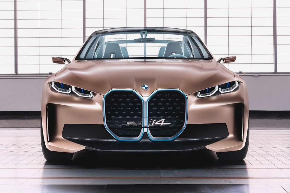 Bmw I4 M Confirmed As First Performance Electric Car Hypebeast