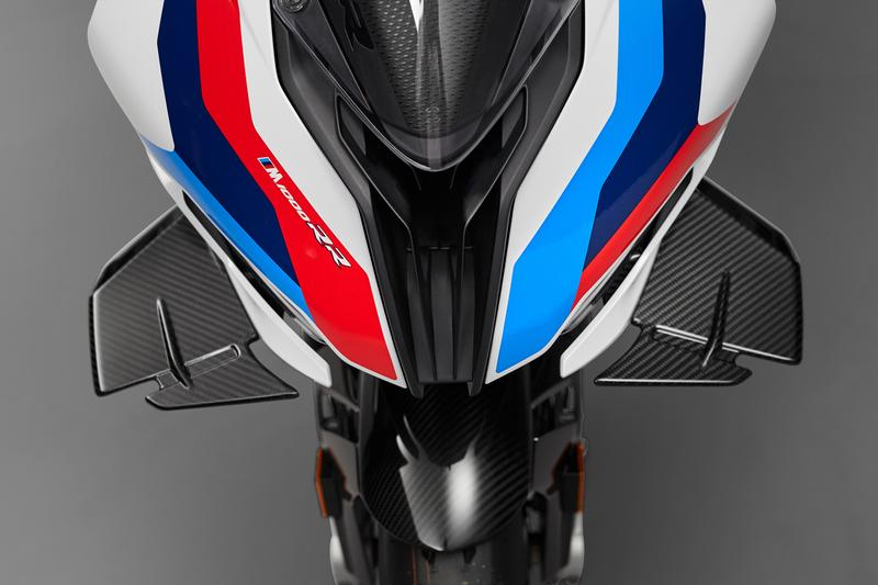 BMW Motorrad M 1000 RR First Official Look Motorbike Superbikes M Sport Model S 1000 RR 212 HP Four Cylinder 15100 RPM Racing Aerodynamic Performance Power Speed Two Wheels