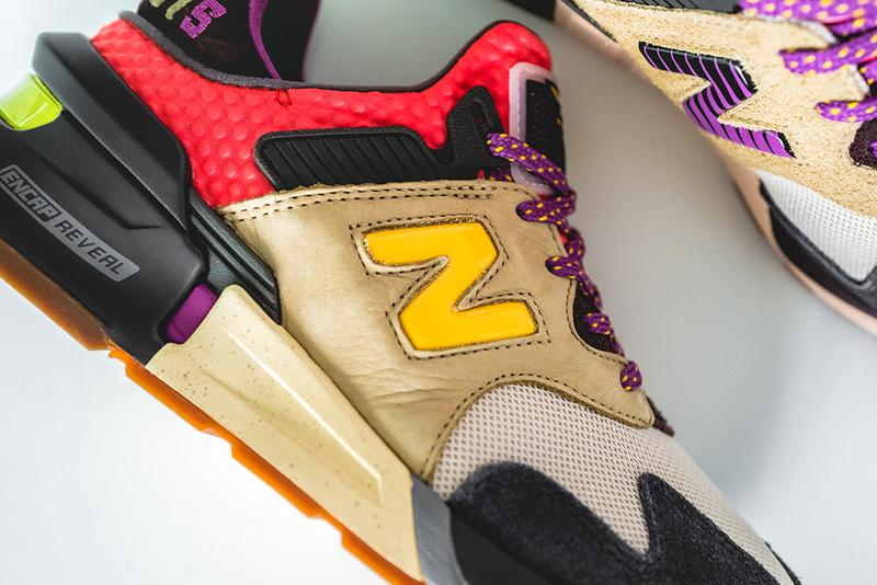bodega better days new balance 997s release information closer look buy cop purchase sneaker footwear